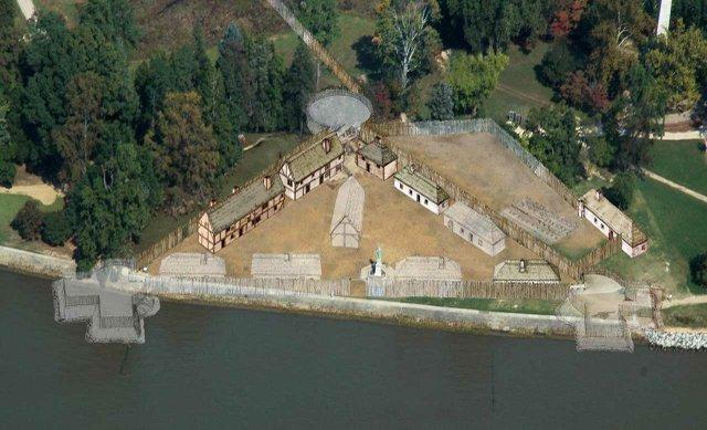 006-James-Fort-Overlay-An-artist's-rendering-of-James-Fort-over-present-day-Jamestown-Island.jpg