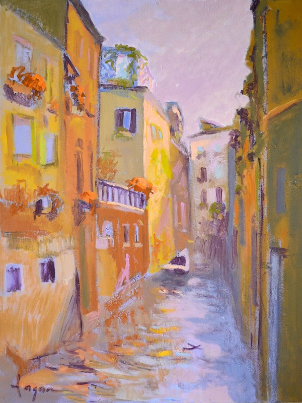 FAGANVeneziaDream4x5--Venezia-Dream,-oil-painting,-prints-available.jpg