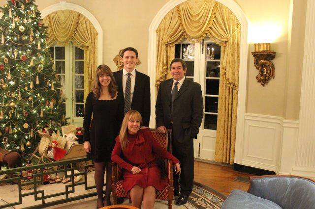 USA - Virginia - Christmas at the Williamsburg Inn, 2015.JPG